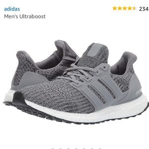NWT and Box Adidas Ultraboost
